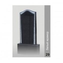 Памятник с инкрустацией IN_029 (100х50х8 см)