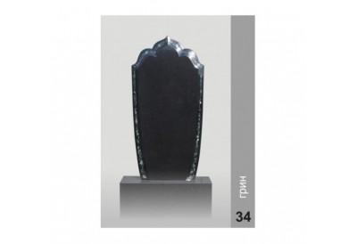 Купить Памятник с инкрустацией IN_034 (100х50х8 см)