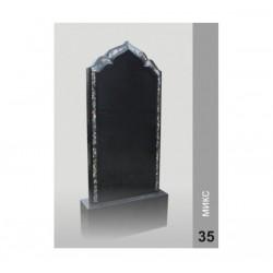 Памятник с инкрустацией IN_035 (100х50х8 см)