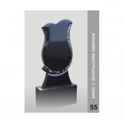 Памятник с инкрустацией IN_055 (100х50х8 см)