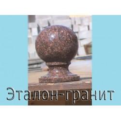 Шар гранитный SH_15-03